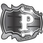 Logo da emissora Parada Universit�ria