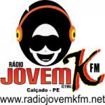 Logo da emissora Rádio Jovem K 87.9 FM