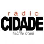 Logo da emissora R�dio Cidade