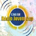 Logo da emissora Rádio Capibaribe Jovem CAP 1240 AM