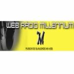 Logo da emissora Millennium Digital
