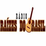 Logo da emissora Rádio Raízes do Brasil