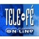 Logo da emissora Tele-F� On-Line