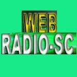 Logo da emissora Webr�dio-SC