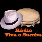 Logo da emissora R�dio Viva o Samba