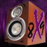 Logo da emissora WLNX 88.9 FM