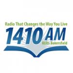 Logo da emissora Radio KERI 1410 AM