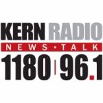 Logo da emissora Radio KERN 1180 AM 96.1 FM
