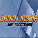 Logo da emissora R�dio Lind�ia FM
