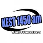 Logo da emissora Radio KEST 1450 AM