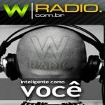 Logo da emissora W Rádio