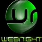Logo da emissora WebNight Dance Rádio