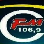 Logo da emissora R�dio Candeias 106.9 FM