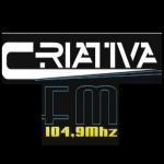 Logo da emissora R�dio Criativa 104.9 FM