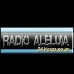 Logo da emissora Rádio Aleluia