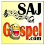 Logo da emissora Saj Gospel