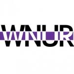 Logo da emissora Radio WNUR 89.3 FM