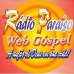 Logo da emissora R�dio Para�so Web Gospel