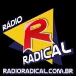 Logo da emissora Rádio Radical 91.1 FM