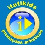 Logo da emissora Itatikids