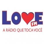 Logo da emissora Rádio Love