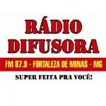 Logo da emissora R�dio Difusora 87.9 FM