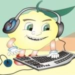 Logo da emissora R�dio Marmel�polis FM