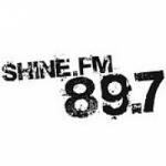 Logo da emissora Radio WONU Shine 89.7 FM