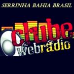Logo da emissora Clube Serrinha Net