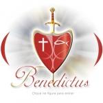 Logo da emissora R�dio Benedictus FM