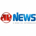 Logo da emissora Rádio Jovem Pan News 1340 AM