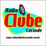 Logo da emissora Rádio Clube de Caconde