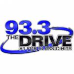Logo da emissora Radio WPBG 93.3 The Drive FM