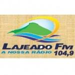 Logo da emissora R�dio Lajeado 104.9 FM