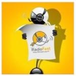 Logo da emissora Rádio Fest