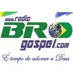Logo da emissora Rádio BR Gospel