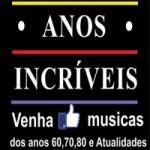 Logo da emissora Baile Anos Incriveis