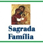 Logo da emissora R�dio Sagrada Fam�lia