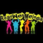 Logo da emissora Rádio Melodia Net Web
