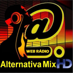 Logo da emissora Web R�dio Alternativa Mix
