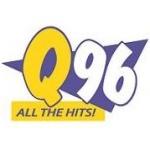 Logo da emissora Radio WQQB Q-96 96.1 FM