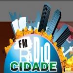 Logo da emissora Rádio Cidade 105 FM