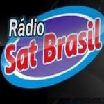 Logo da emissora R�dio Sat Brasil
