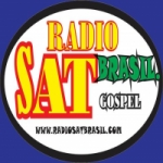 Logo da emissora Rádio Sat Brasil