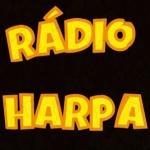 Logo da emissora R�dio Harpa Crist�