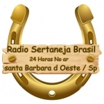 Logo da emissora R�dio Sertaneja Brasil