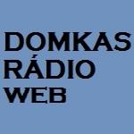 Logo da emissora R�dio Domkas