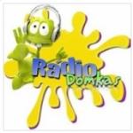 Logo da emissora Rádio Domkas