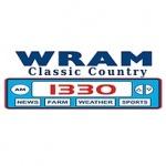 Logo da emissora WRAM 1330 AM