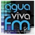 Logo da emissora Água Viva FM